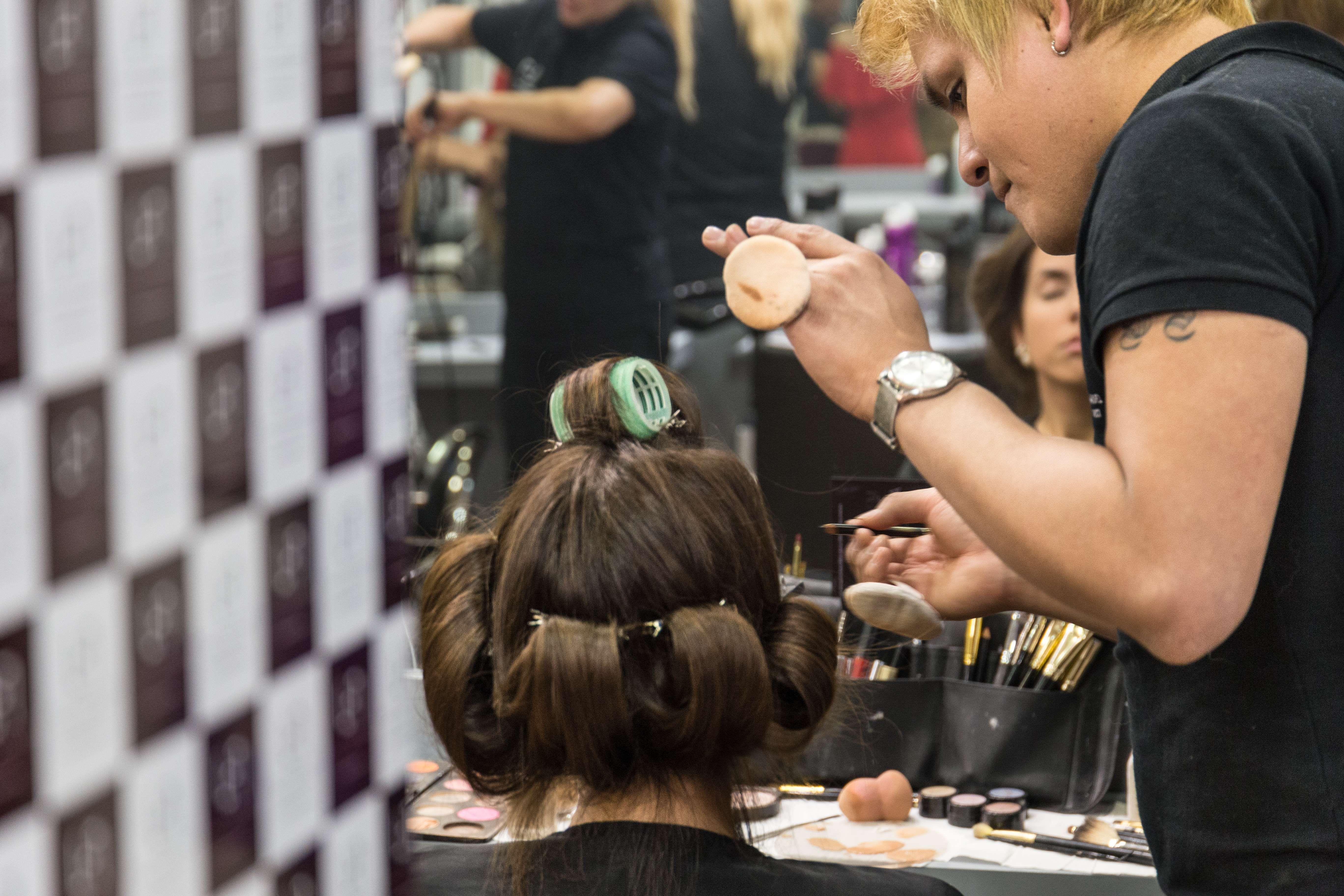 Peluquería y maquillaje profesional en Sant Andreu, Barcelona