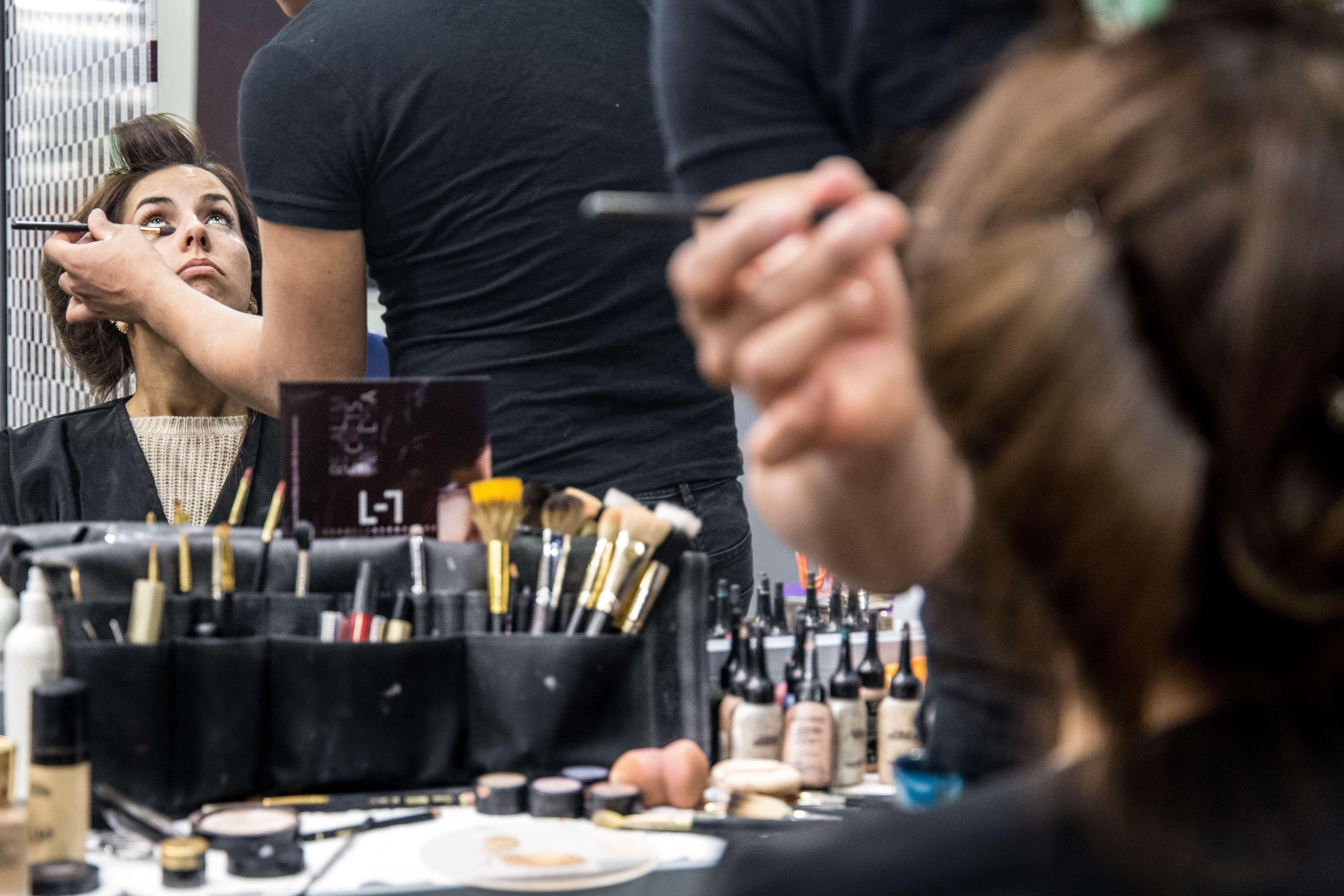 Maquillaje profesional en Sant Andreu, Barcelona