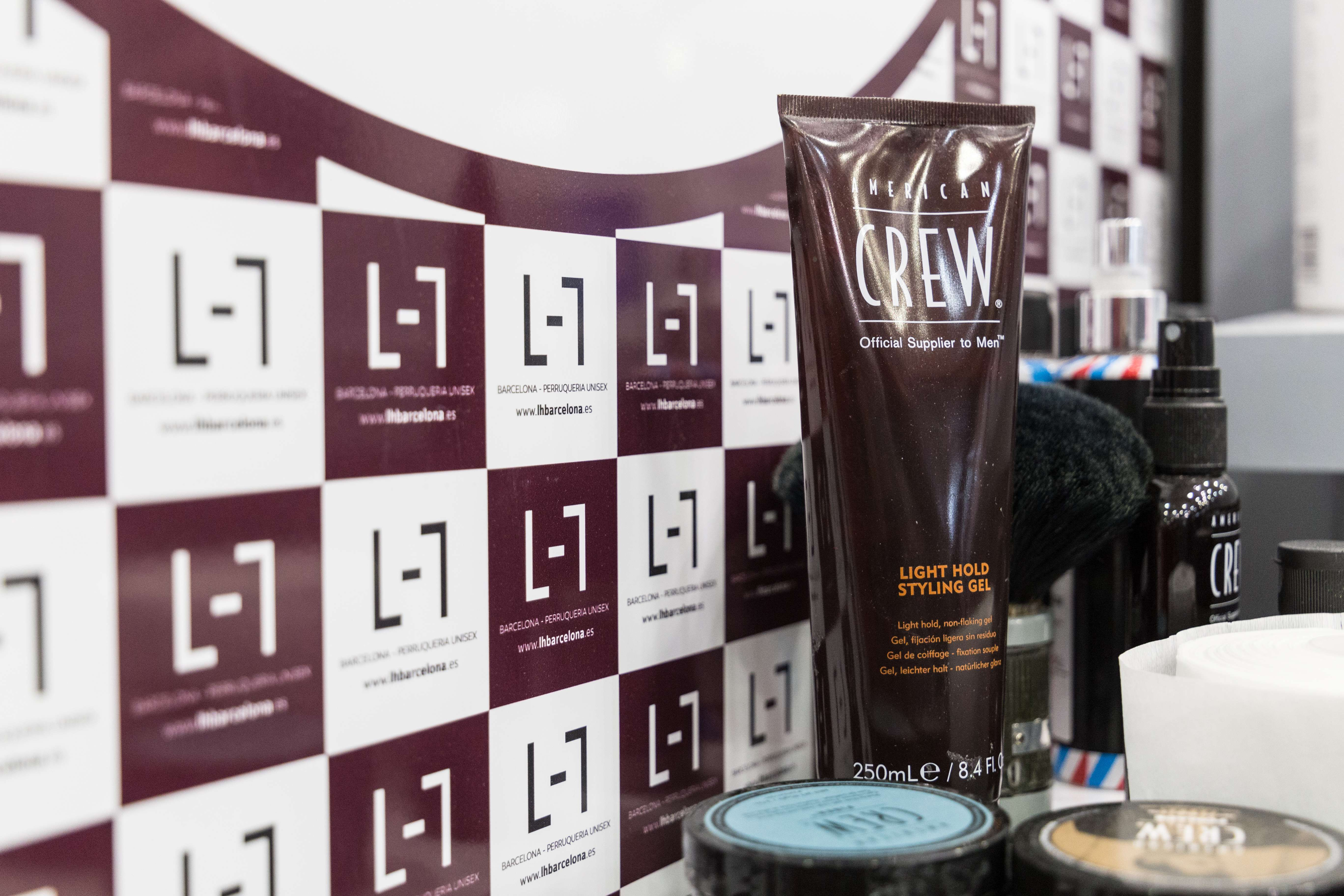 Productos para el cabello en Barcelona