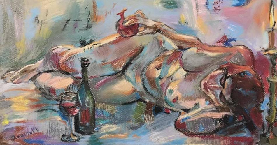 Foto 344 de Academias de dibujo y pintura en San Fernando de Henares | Inicios Academia de Dibujo