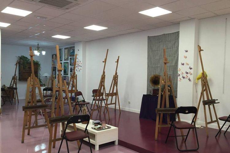 Academia de dibujo y pintura