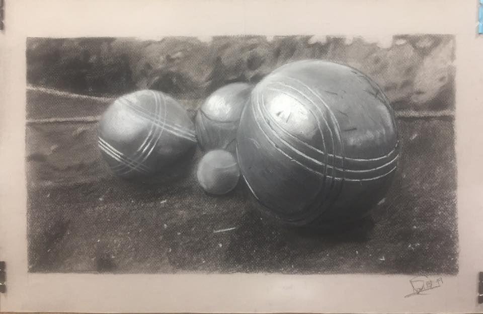 Foto 210 de Academias de dibujo y pintura en San Fernando de Henares   Inicios Academia de Dibujo