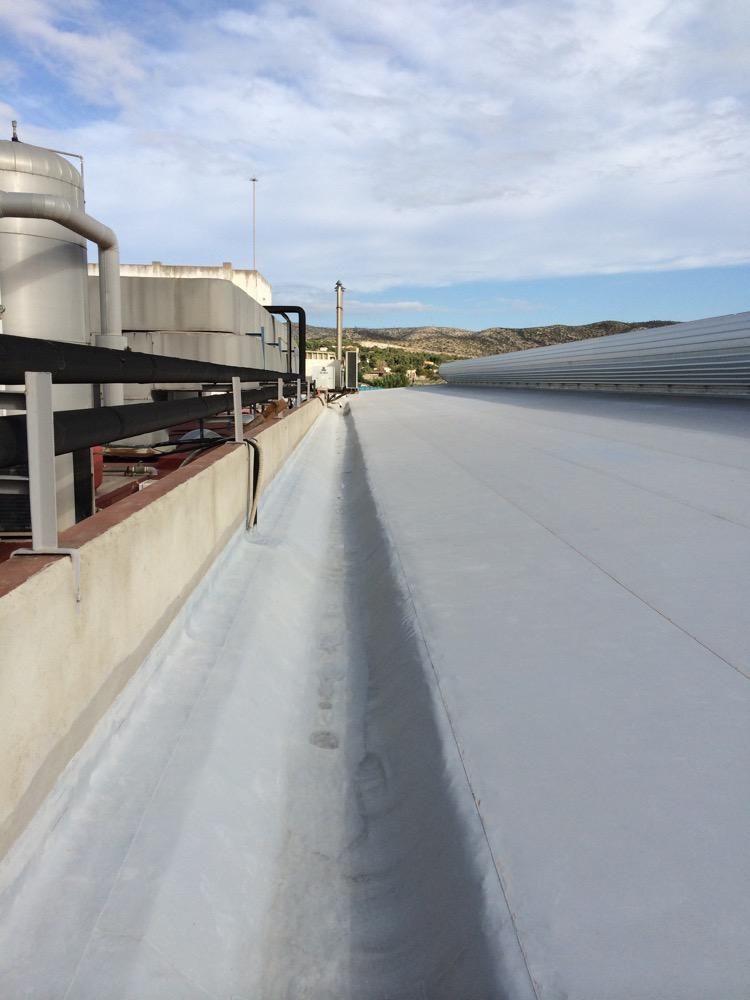 Impermeabilización con productos y materiales de calidad
