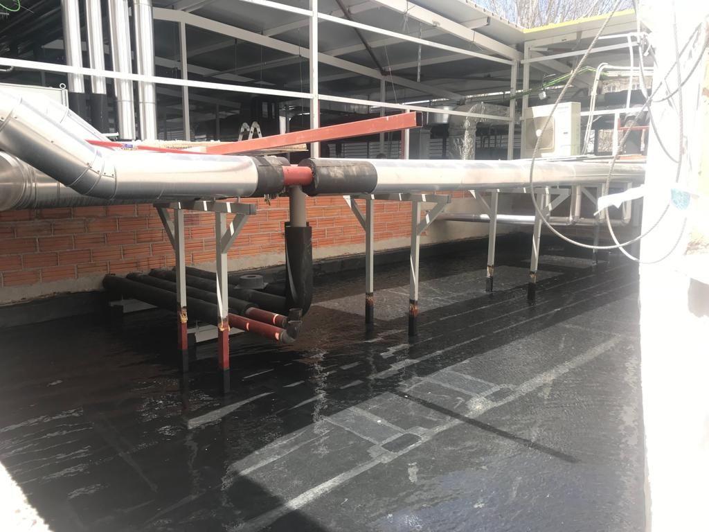 Impermeabilización de tejados en Vilafranca del Penedès