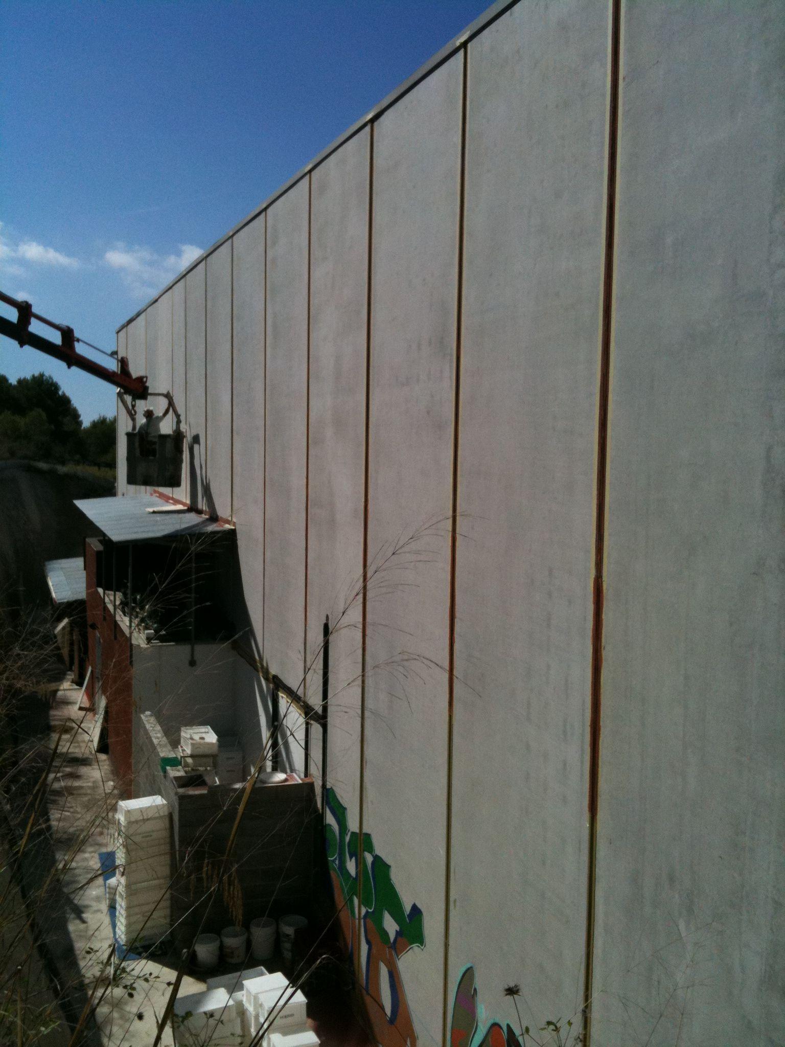 Impermeabilización de muros en Barcelona