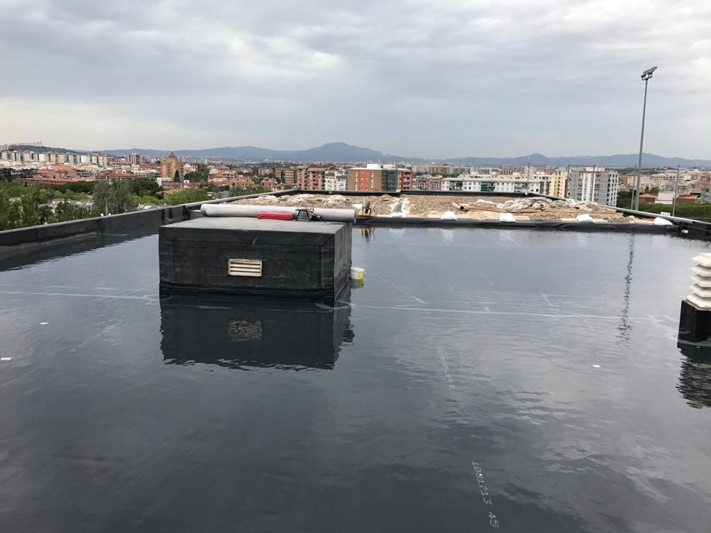 Expertos en impermeabilización en Barcelona