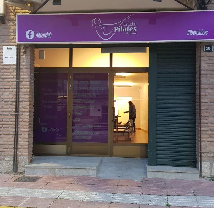 Centro especializado en pilates en Humanes