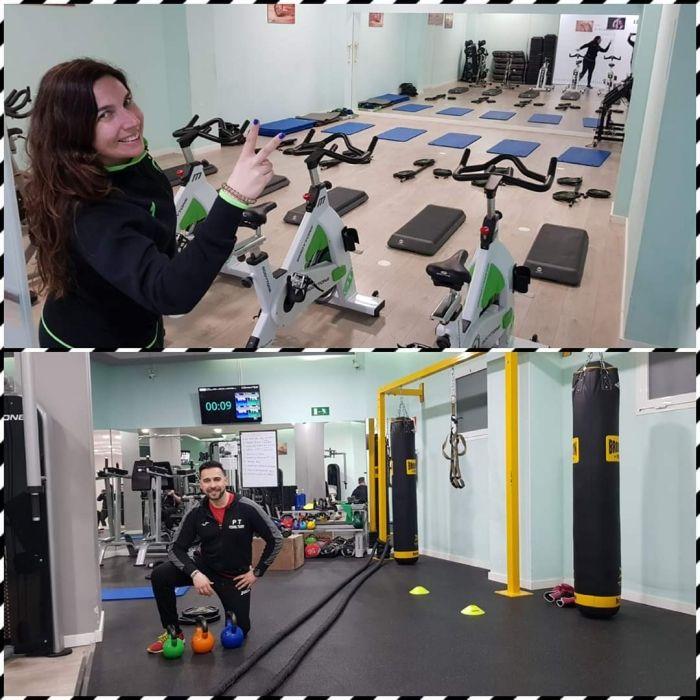 Centro de entrenamiento personal en Fuenlabrada