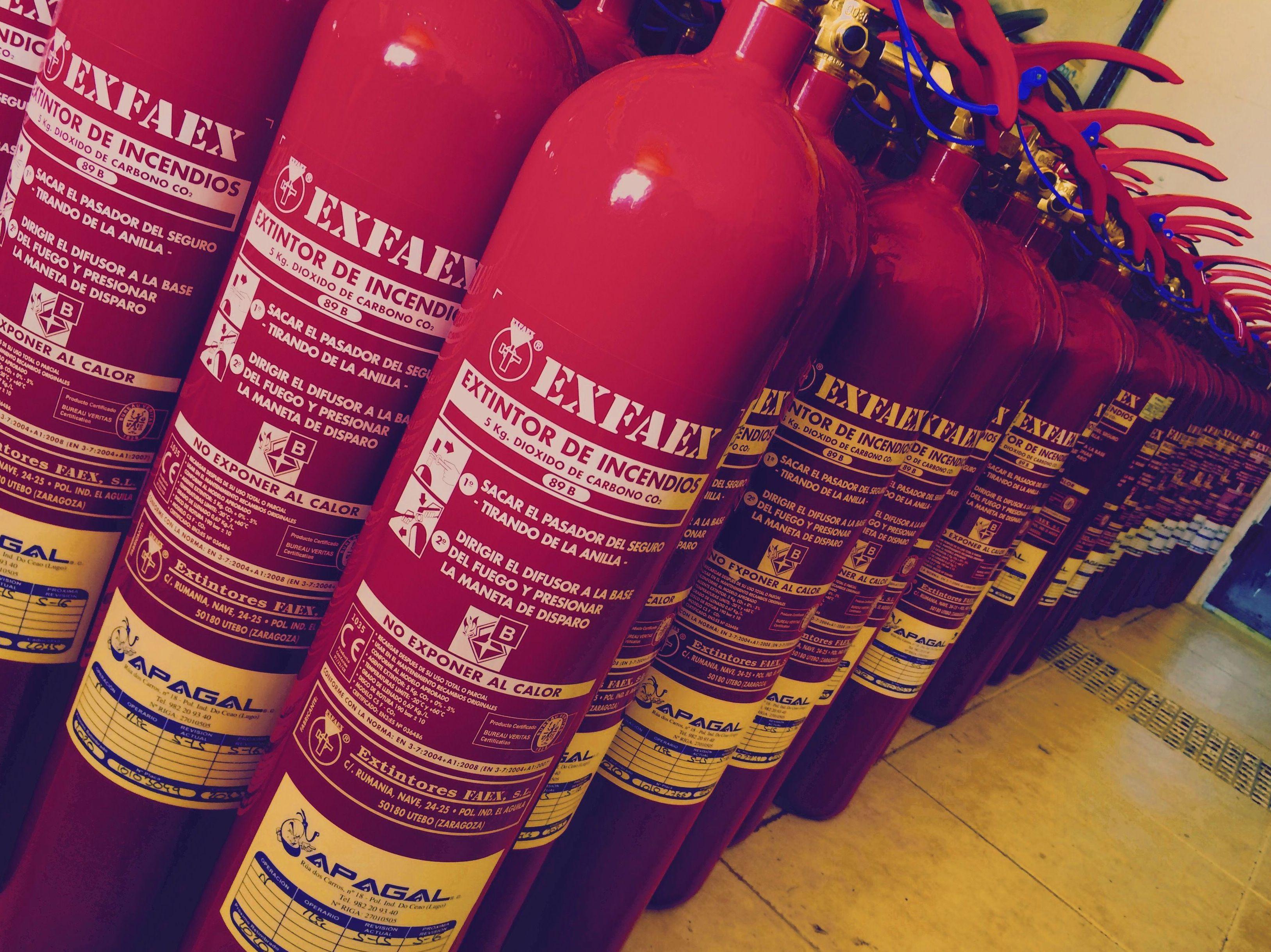 Foto 7 de Material contra incendios en Lugo | Apagal