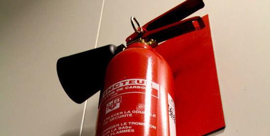 Venta de todo tipo de extintores en Lugo