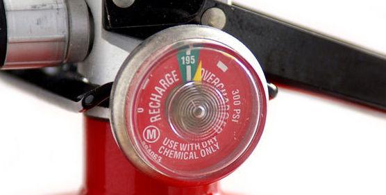 Mantenimiento de extintores en Lugo