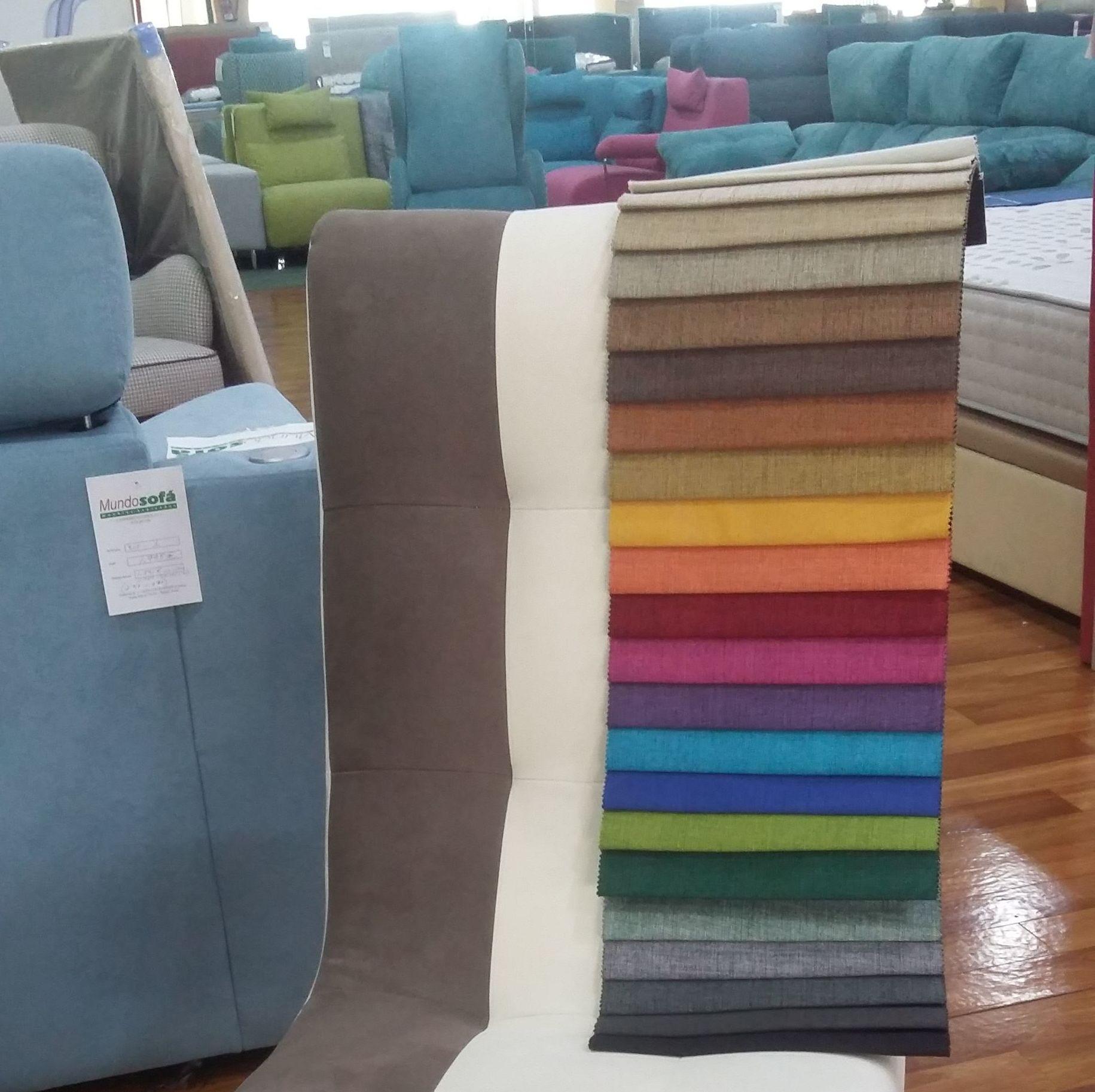 Foto 1 de Muebles en Los Barrios | Mundo Sofá