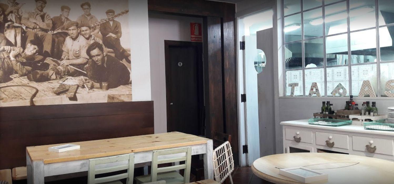 Tapas de empanadillas en Vigo