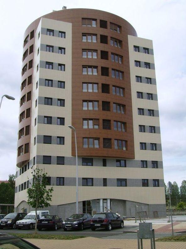 Edificio de 40 viviendas de lujo en León