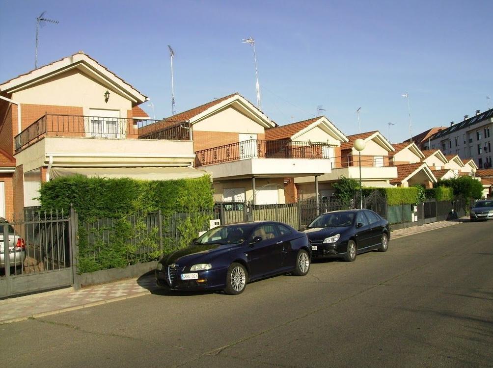 Viviendas unifamiliares urbanización Ría de Vigo
