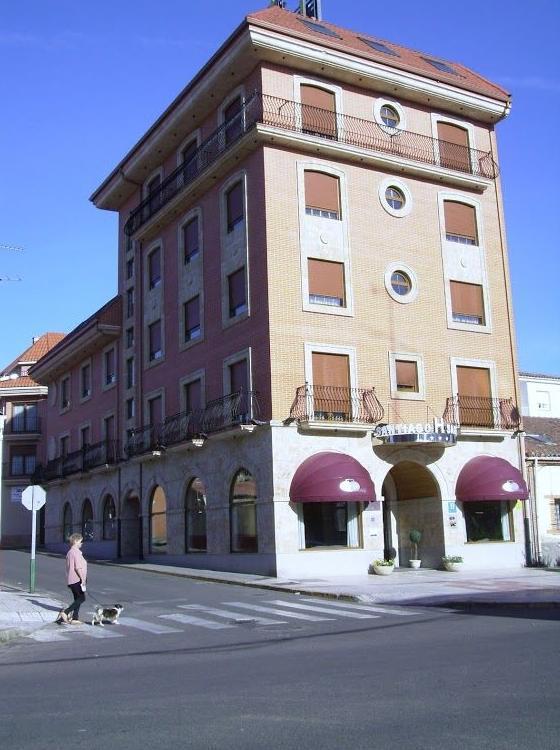Hotel Santiago en Benavente