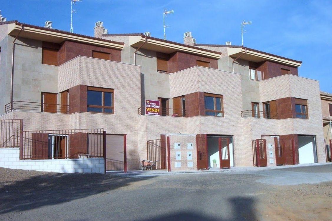 Tres viviendas de lujo en Benavente