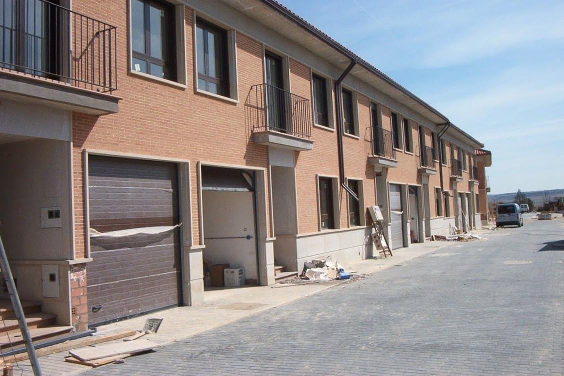 Urbanización en Medina de Rioseco