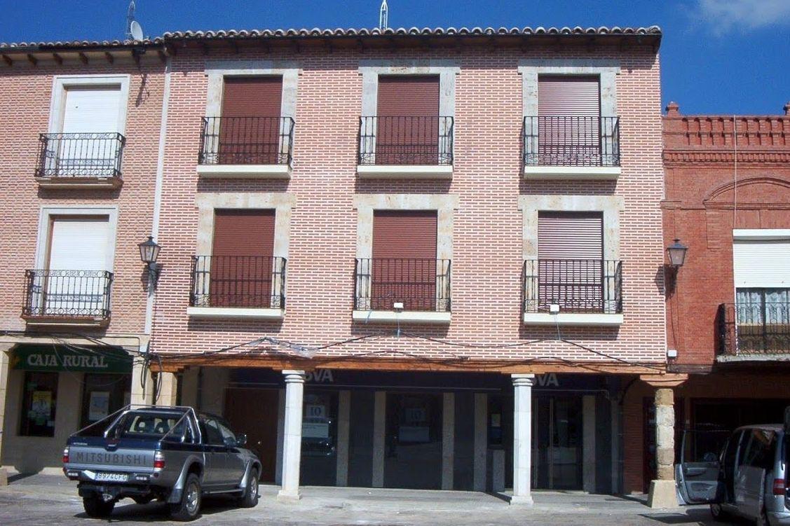 2 viviendas en Villalpando