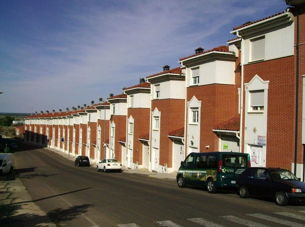 Viviendas unifamiliares El Pinar Benavente