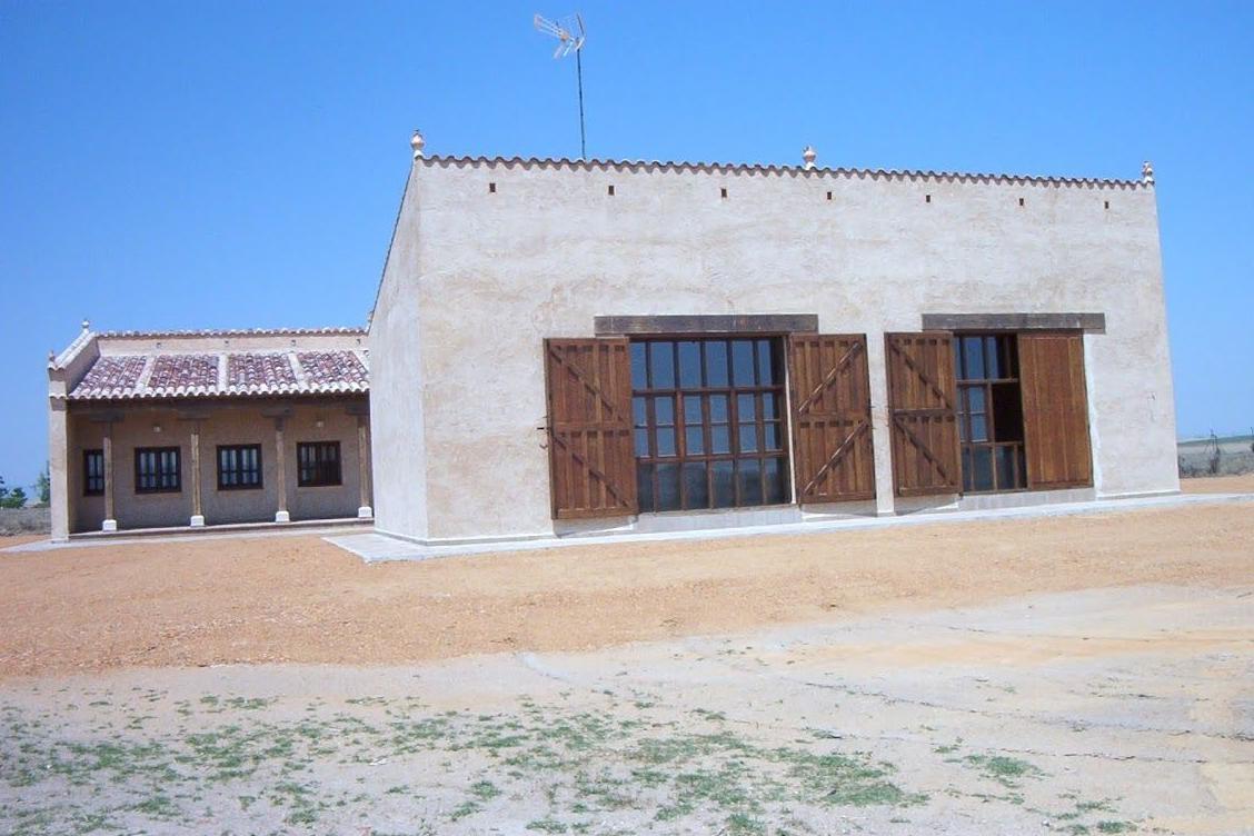 Centro de interpretación de las lagunas de Villafafila