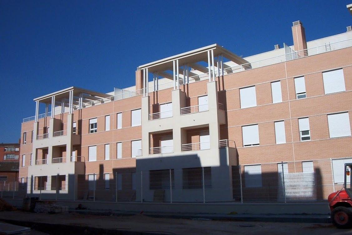 Edificio de Viviendas en Medina del Campo