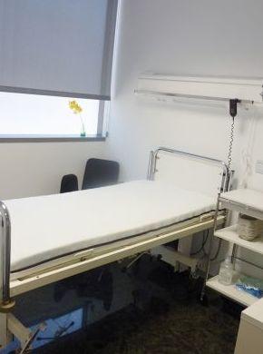 Habitación de nuestra clínica