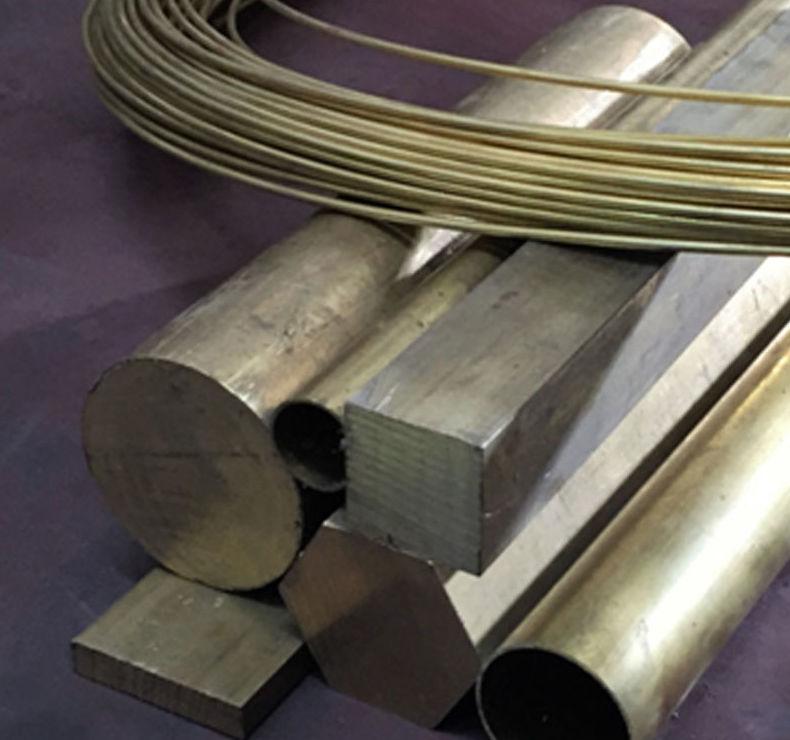 Venta de productos de latón cobre