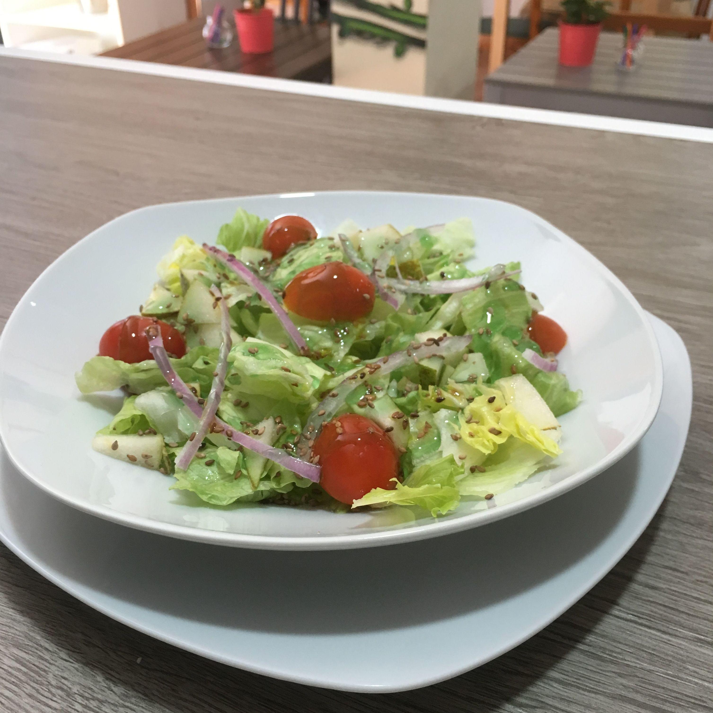 Ensalada Fresca c/Peras y Sésamo