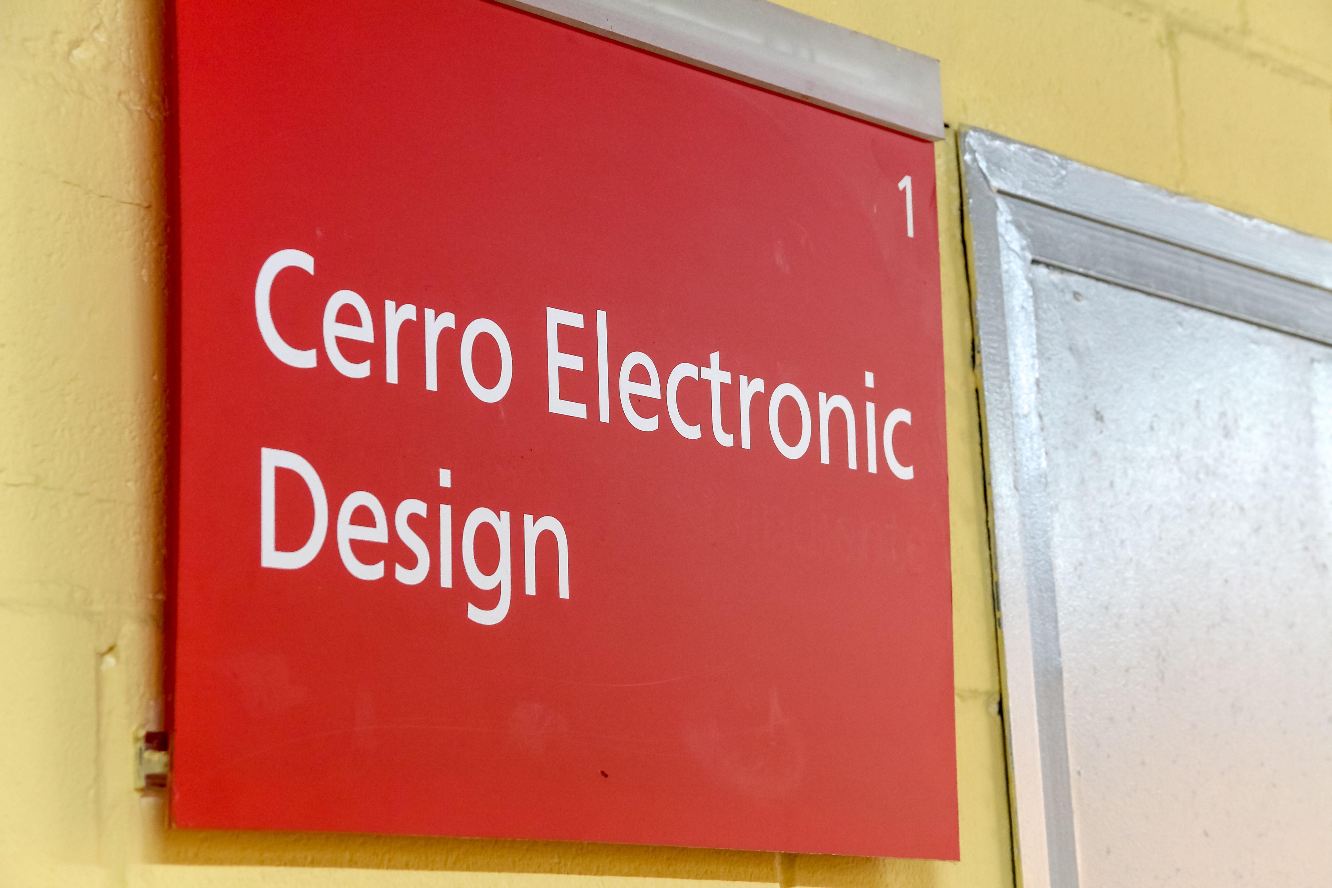 Cerro Electronoic Desing en San Sebastián de los Reyes