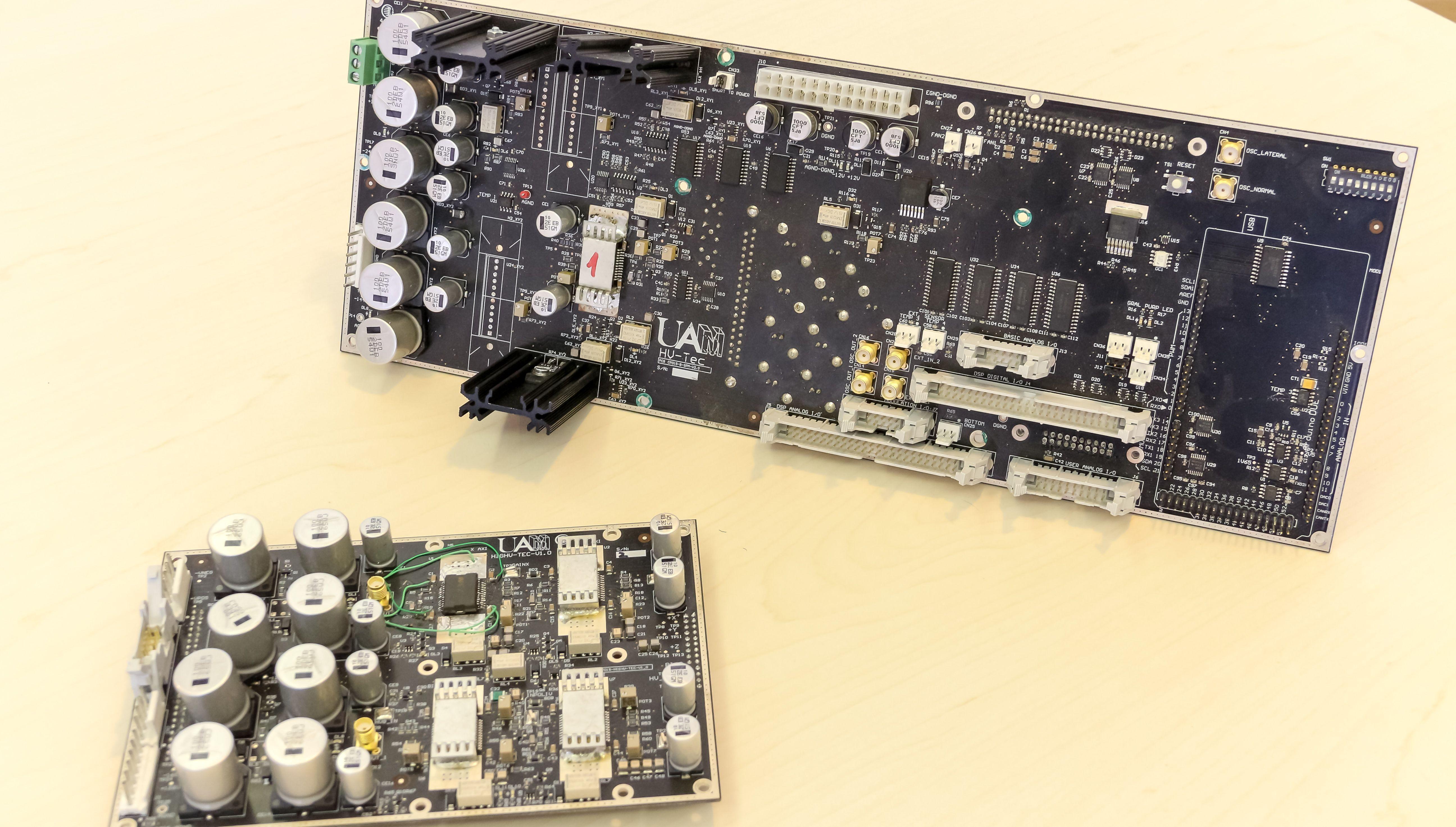 Ingeniería electrónica en San Sebastián de los Reyes Madrid