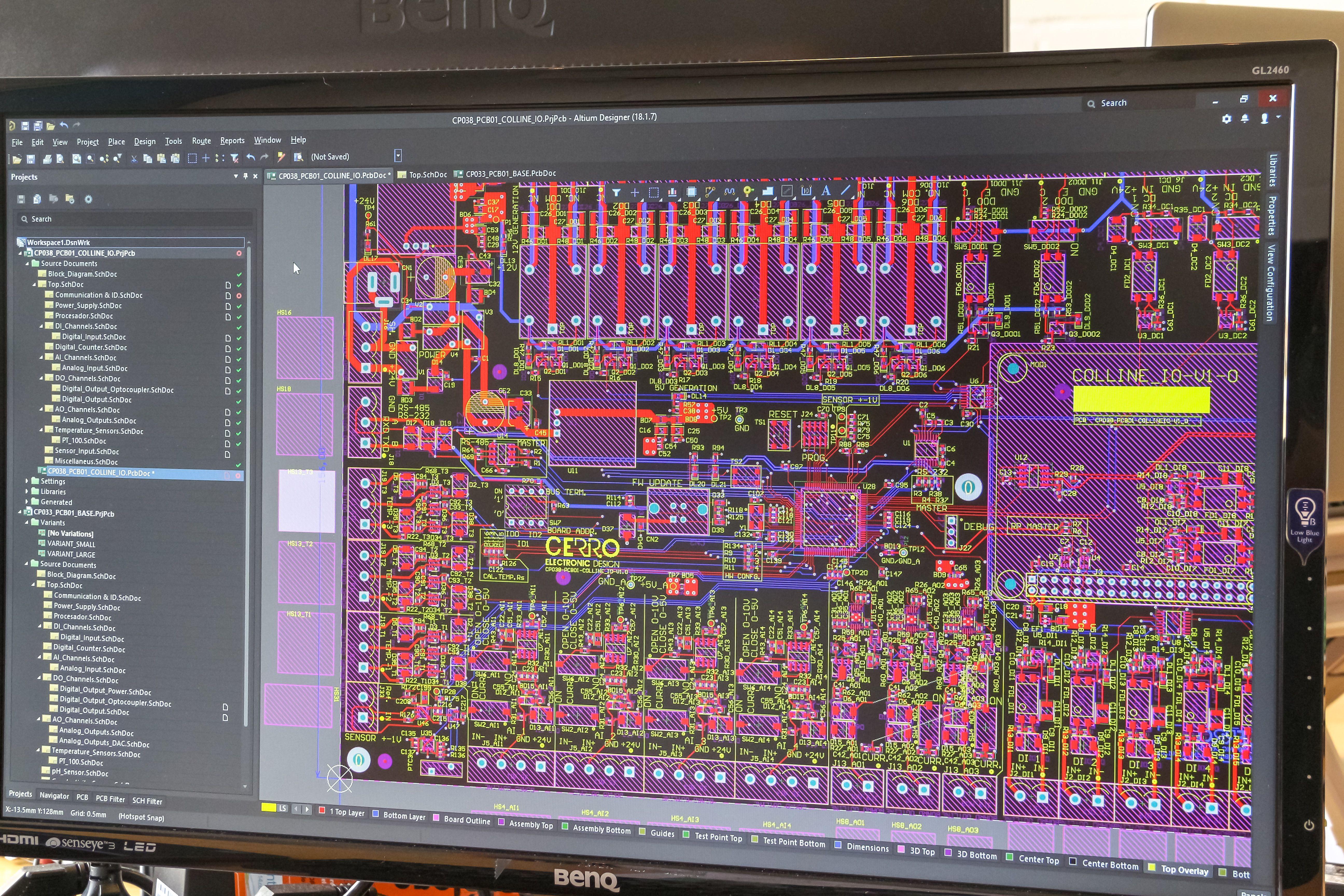 Desarrollo de hardware y software en San Sebastián de los Reyes