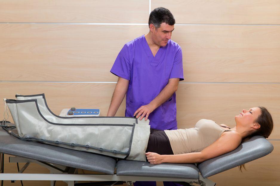 Presoterapia en Valladolid