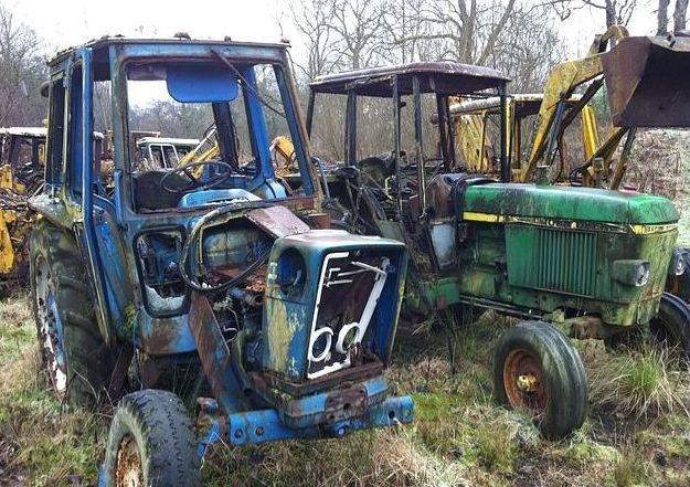 oxicorte de vehiculos industriales: Servicios de Recuperaciones Travada