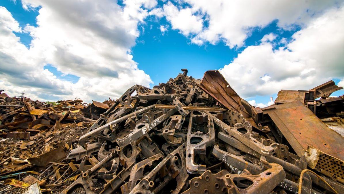 Recuperación de hierros y metales en Ávila
