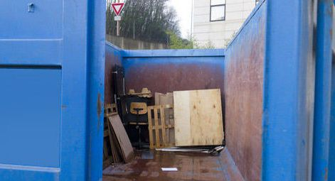 Retirada de residuos : Servicios de Recuperaciones Travada
