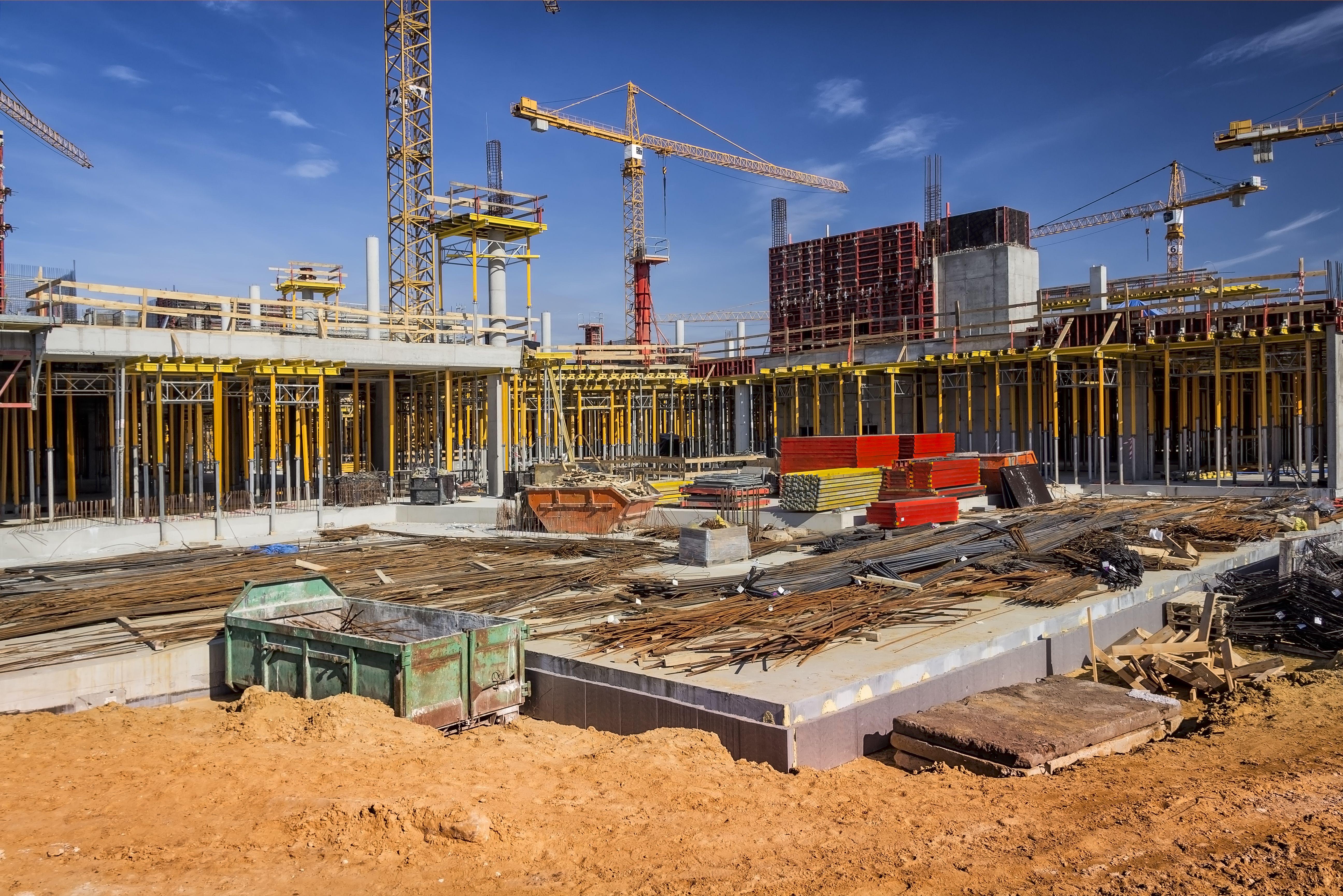 Trabajos de edificación en Alicante