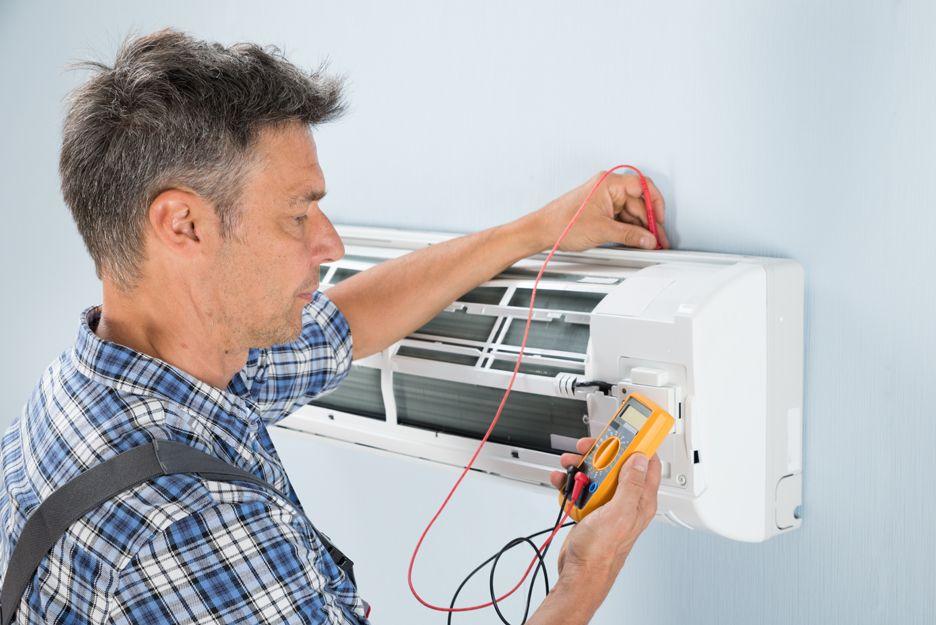 Mantenimiento y reparación de aire acondicionado en Girona