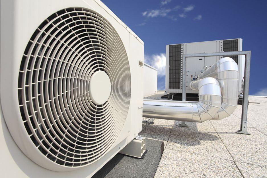 Empresa especializada en climatización industrial en Girona