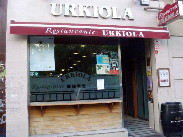 Restaurante Urkiola en Vitoria-Gasteiz