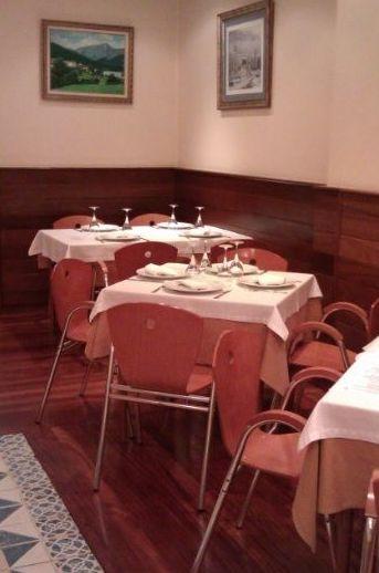Menú 2: Menús de Restaurante URKIOLA Jatetxea