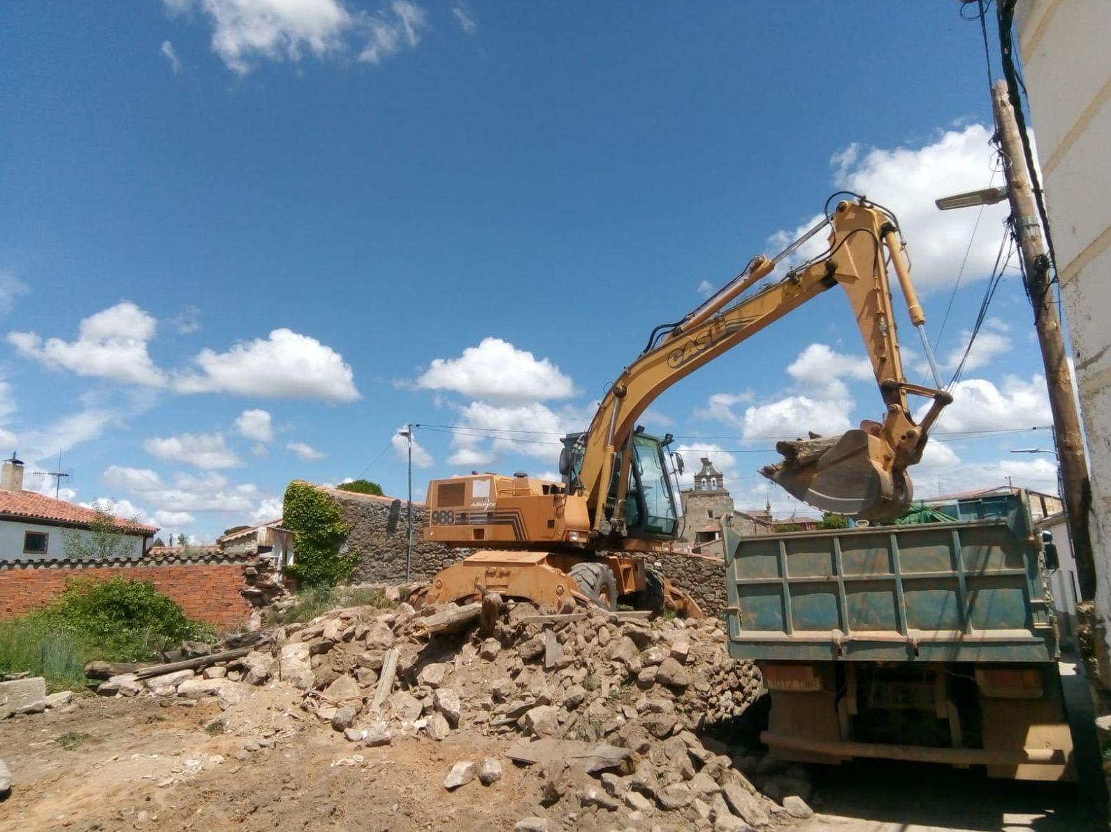 Movimiento de tierras: Servicios de Excavaciones Fonseca