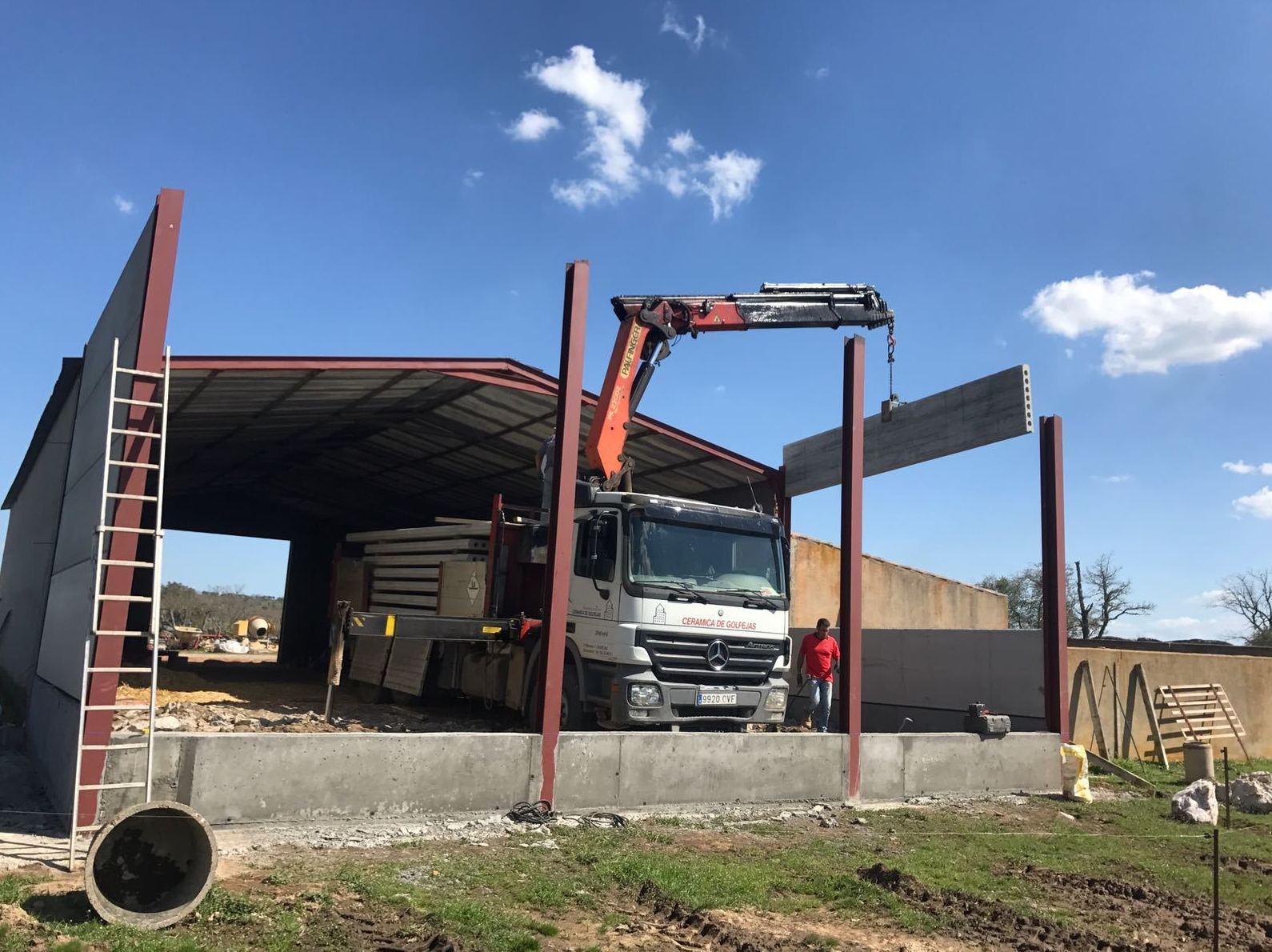 Construcción de naves