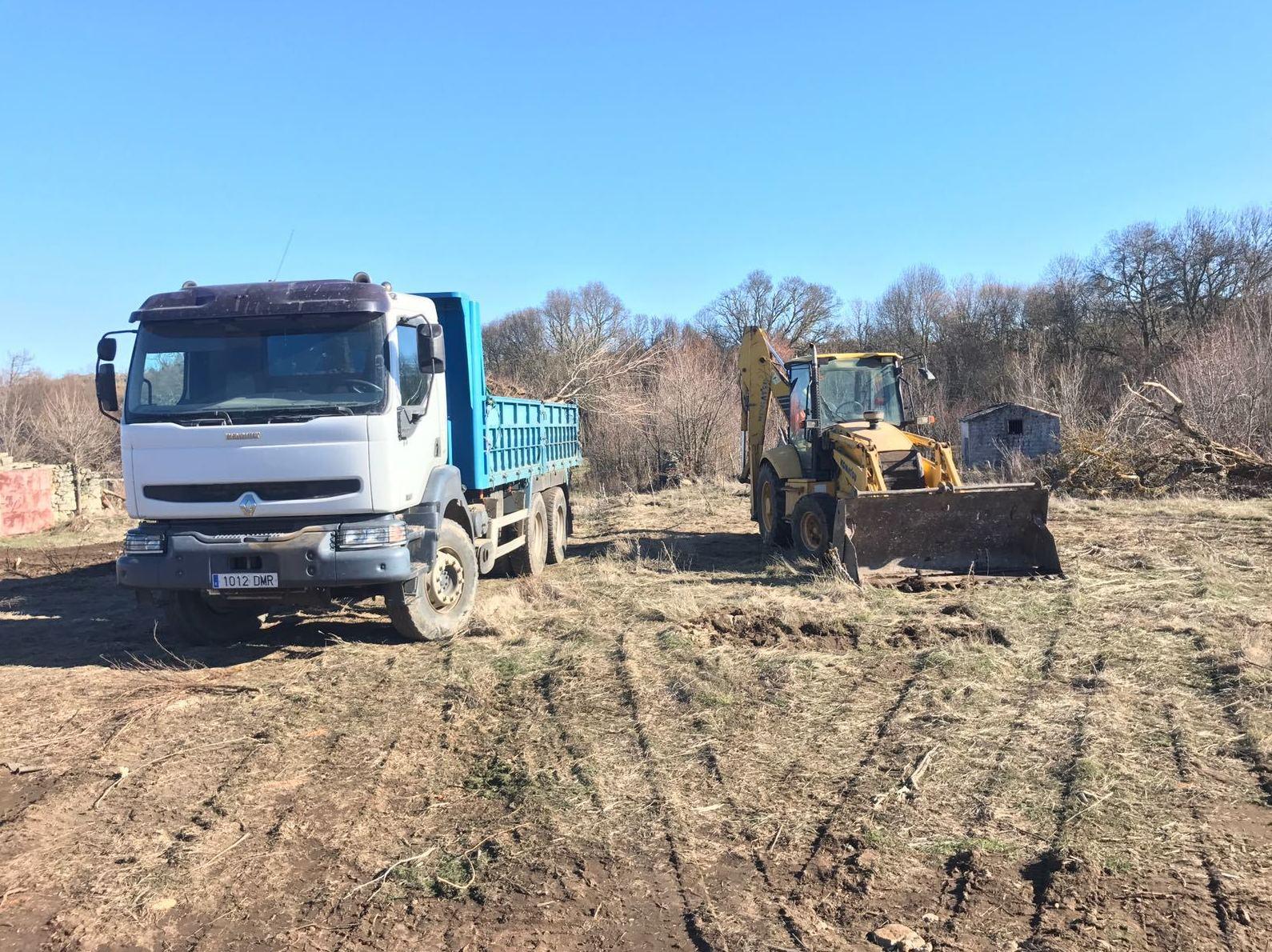 Excavaciones Fonseca. Amplia experiencia en el sector