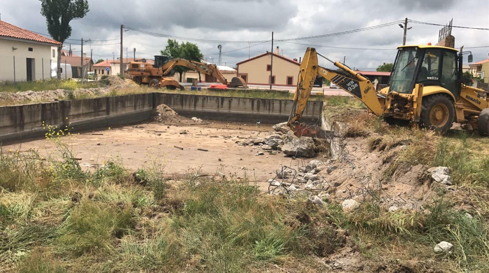 Servicio a particulares: Servicios de Excavaciones Fonseca