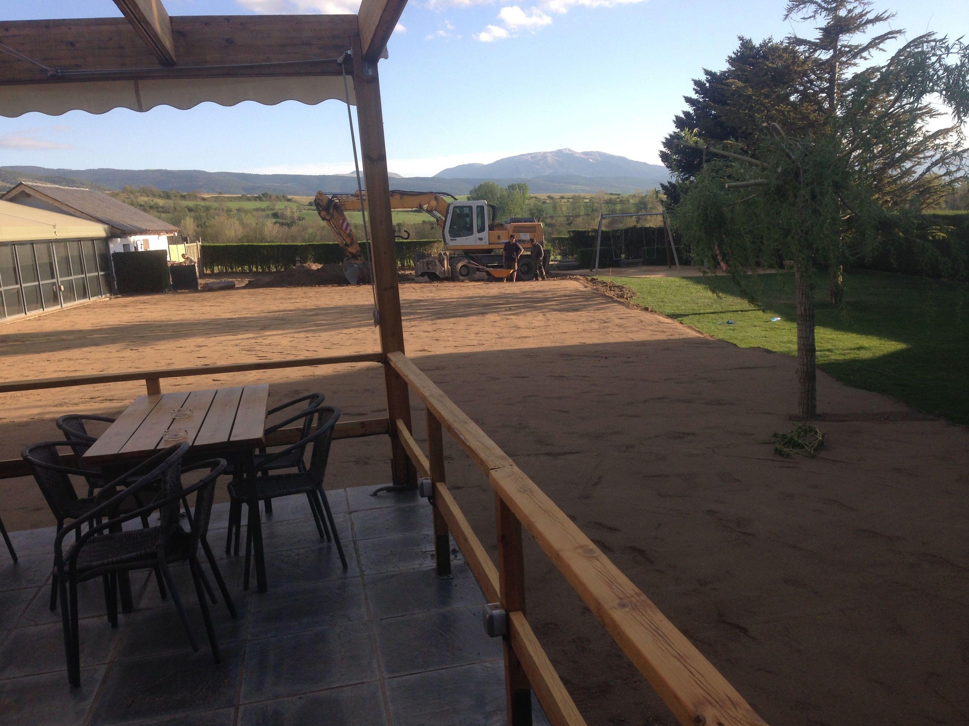 Empresas de jardiner a en la cerdanya la zona verda cerdanya for Empresas de jardineria valencia