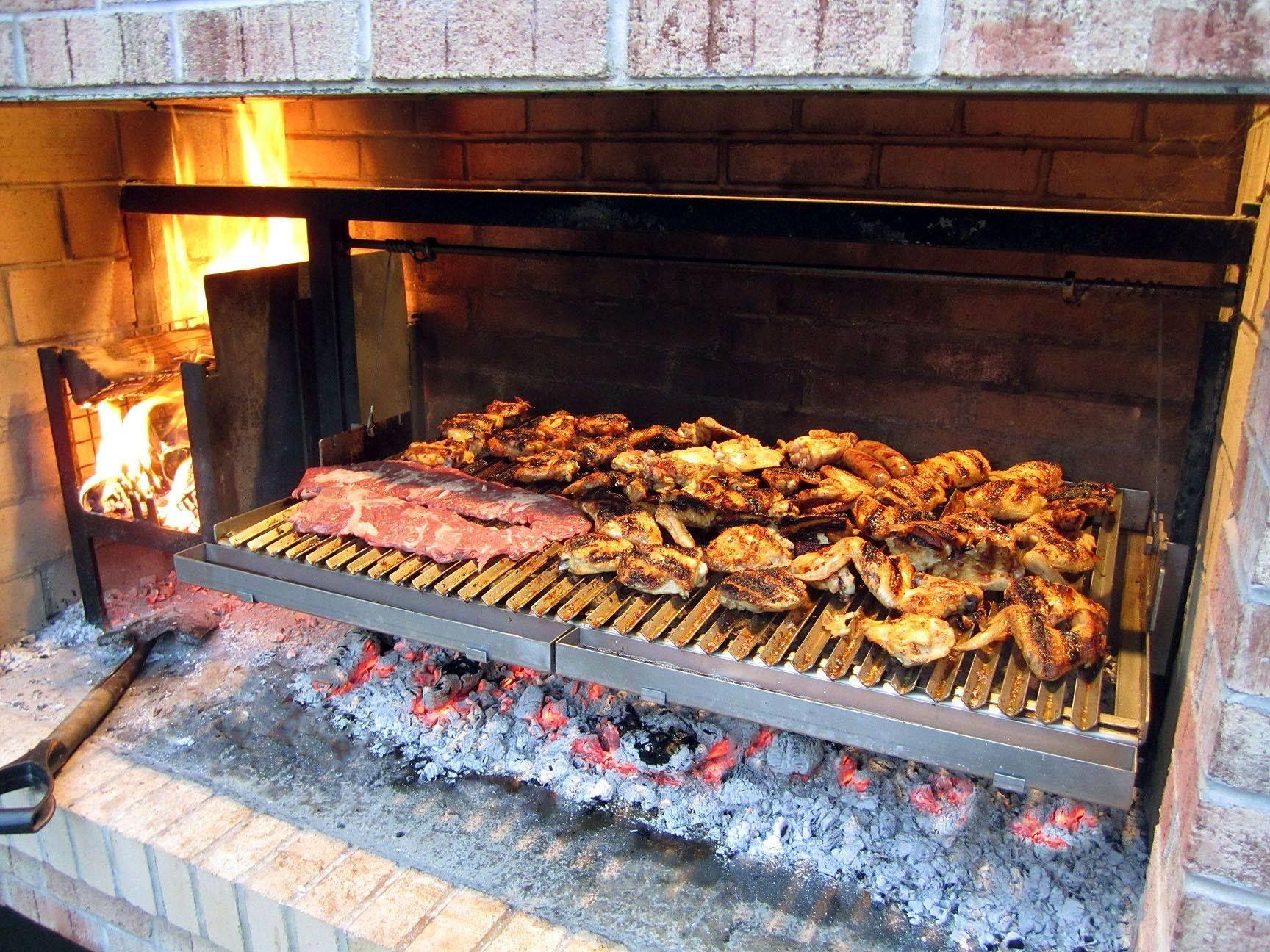 La mejor carne a la parrilla, en el Restaurante Los Hornos