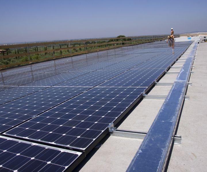 Energías renovables en Santa Cruz de Tenerife