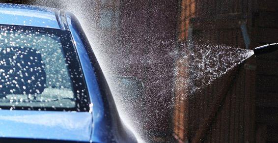 Lavado de vehículos: Servicios de Taller Cadisauto