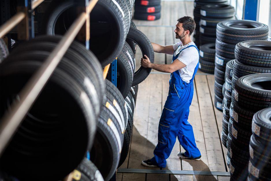 Cambio de neumáticos en Las Palmas de Gran Canaria